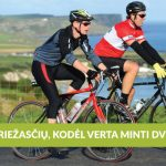 Važiavimas dviračiu: kokia nauda sveikatai?