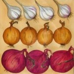 Česnakų ir svogūnų nauda