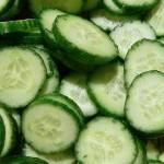 Apie agurkų naudą ir žalą organizmui