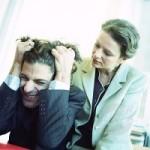 Stresas darbe. Kaip jį kontroliuoti