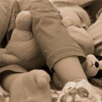 sleeping-child-miegantis-vaikas