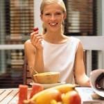 Priklausomybė tarp charakterio savybių ir maisto produktų