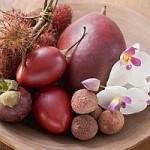Apie egzotinius vaisius